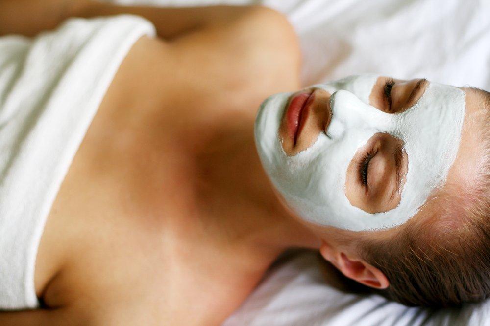 Натуральный уход за кожей лица