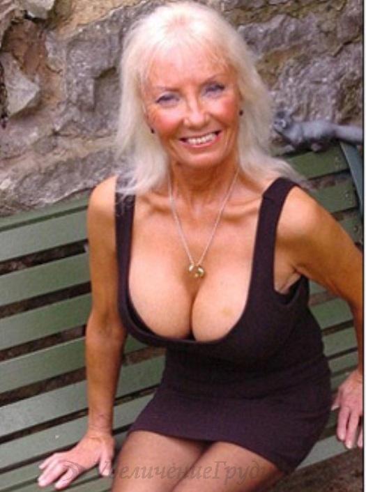 65-летняя англичанка увеличила грудь и начала новую жизнь