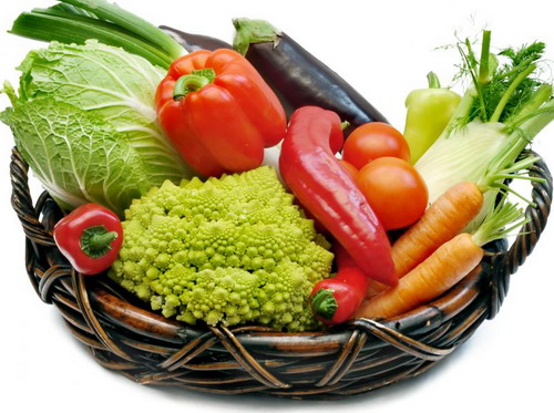 Овощи – альтернатива кремам для лица