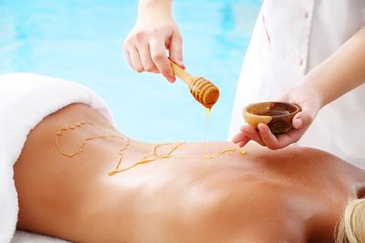 Мёд в косметологии: уход за телом и лицом