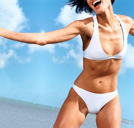 5 правил диеты плоского живота