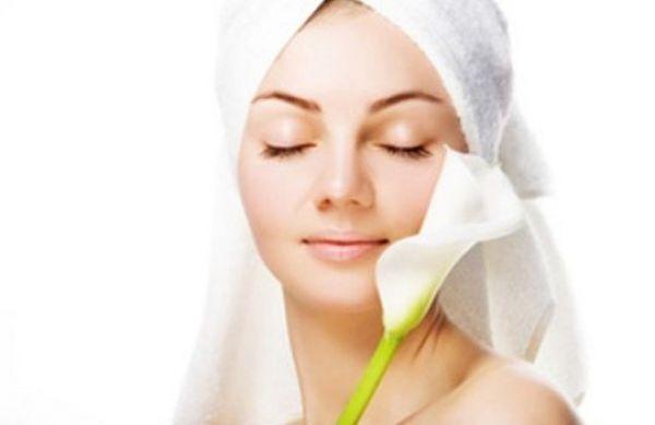 Красота и свежесть кожи лица как результат комплексной чистки