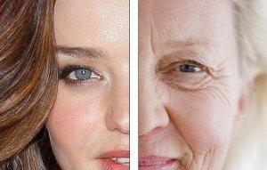 Женщины начинают бояться старости в 29 лет