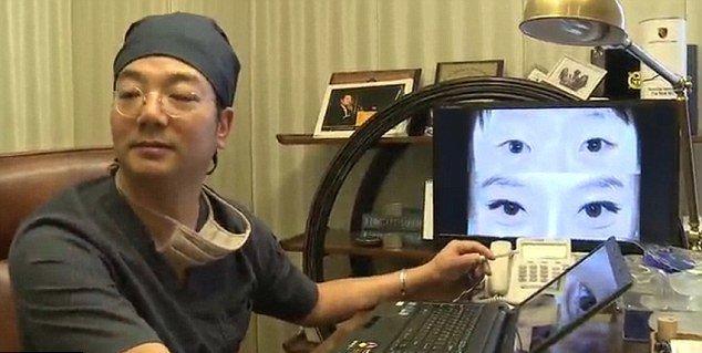 Европейские веки — хит в клиниках красоты Южной Кореи