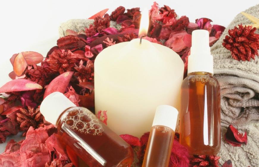 Применение ароматерапии в косметологии