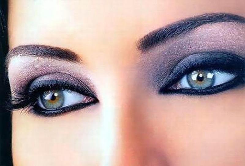 Секрет эффектного макияжа глаз: узнай здесь