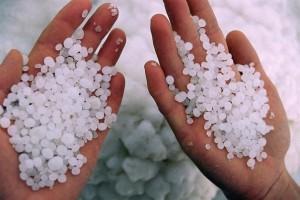 Польза морской соли для сохранения красоты и здоровья