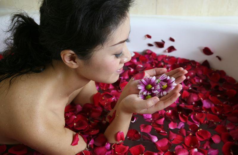 Ванны для мягкости кожи