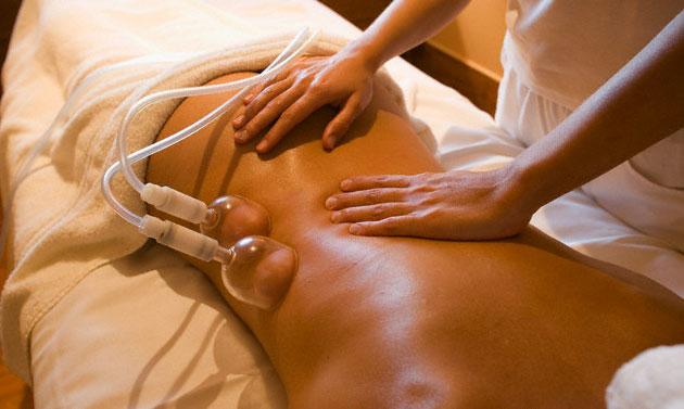 Ваккумный массаж против целлюлита