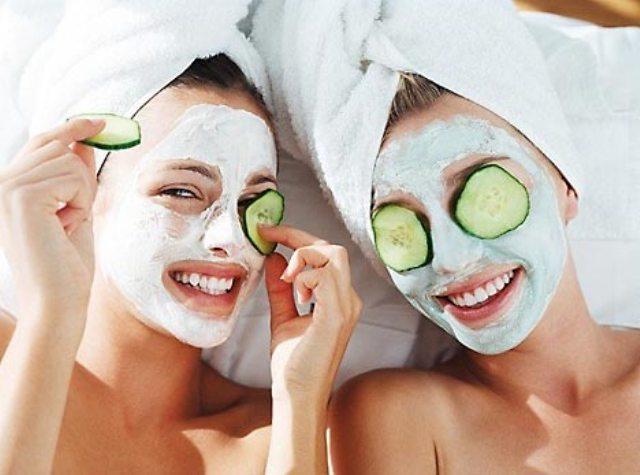 Косметические маски для разных типов кожи