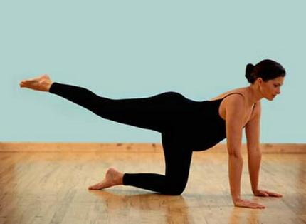 Физические упражнения в период беременности