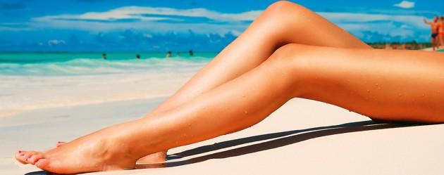 Как избавиться от нежелательных волос на ногах с помощью бритвы?