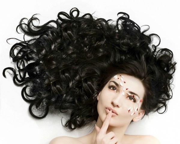 Завивка волос: на заметку женщинам