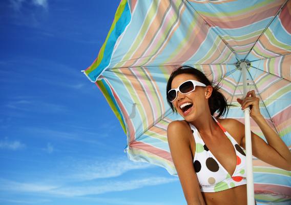 Как защититься от солнечного излучения