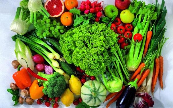 Фрукты и овощи, поддерживающие здоровье сердечно-сосудистой системы