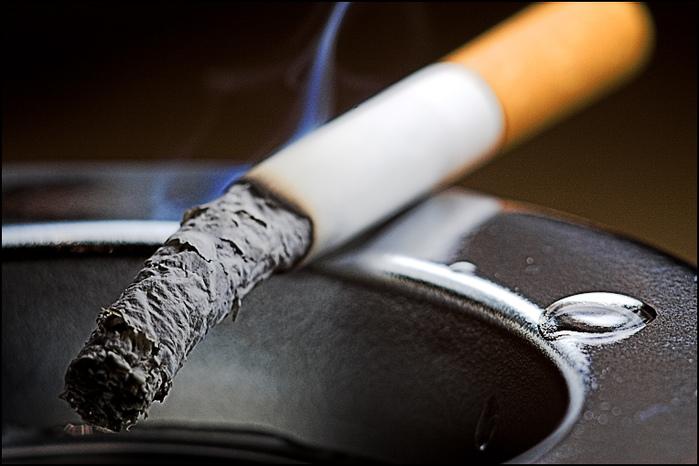 Курение — главный враг