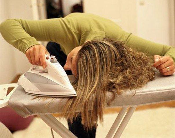 Прелести кератинового выпрямления волос