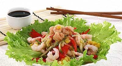 Диета с морепродуктами