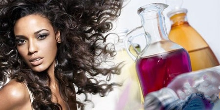 Эфирные масла для здоровья и красоты волос