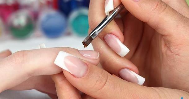 Что такое тканевое укрепление ногтей