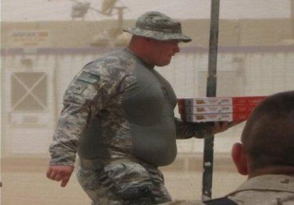 Липосакция для солдат