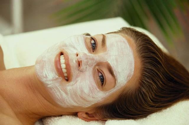 Смягчающая маска для сухой, раздраженной или дряблой кожи лица