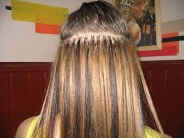 Популярные технологиии наращивания волос