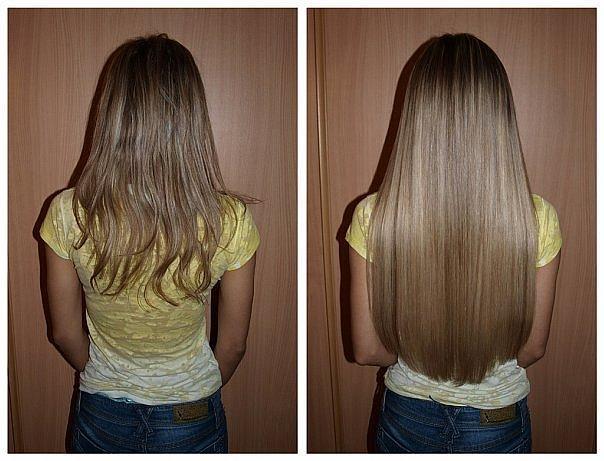 Безопасно ли наращивание волос