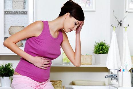 Отягощения в период беременности