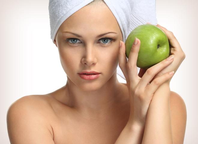 Косметические маски для кожи из зимних фруктов