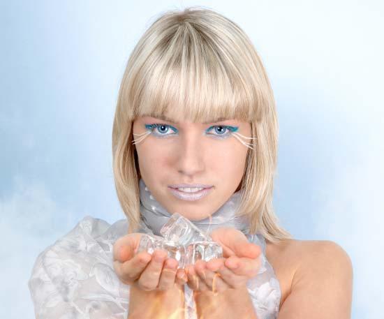 Омолаживающий косметический лед: возьмите на заметку