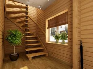 Как освежить лестницу в вашем доме