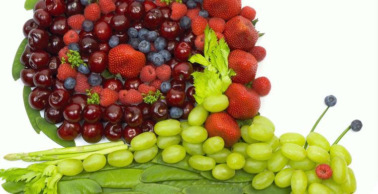 Здоровое питание вместо диеты