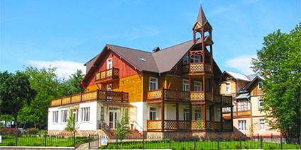 Как добраться в город-курорт Трускавец