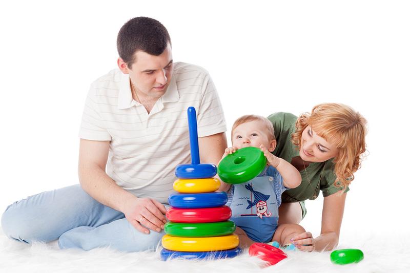 Развитие ребенка с одного года до двух лет