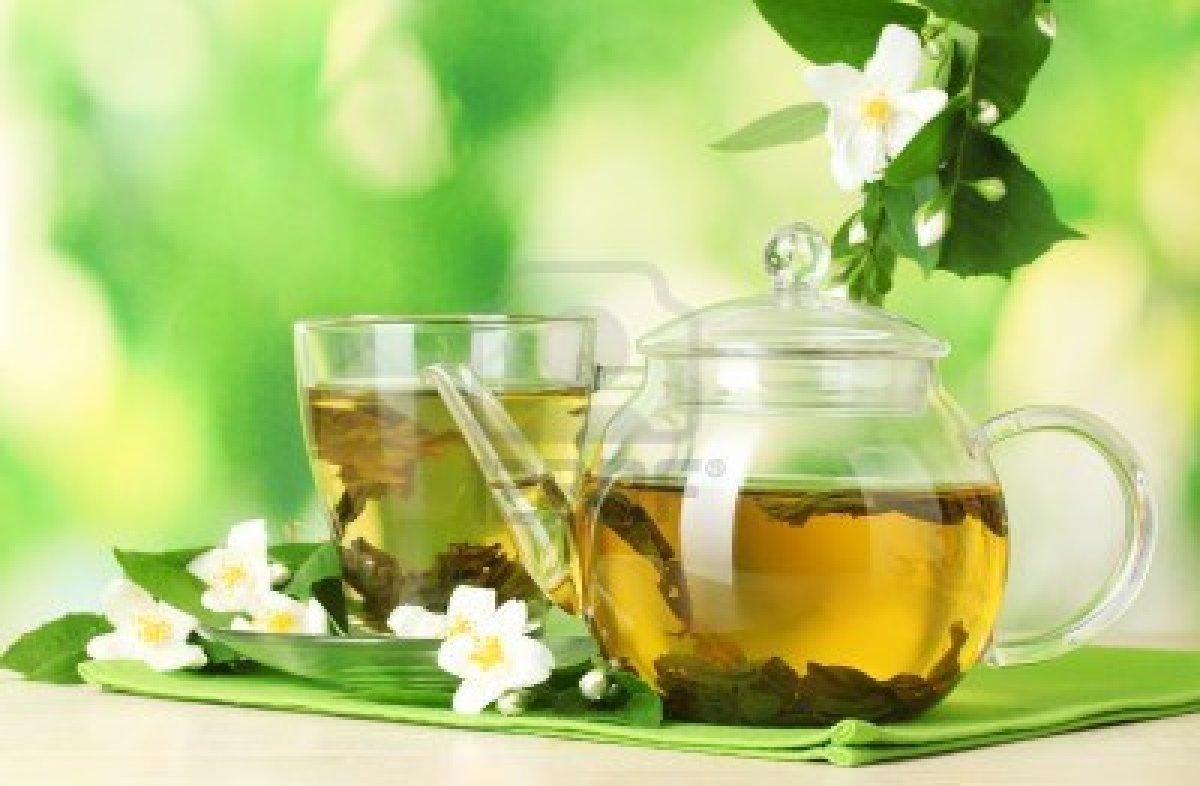 Польза для здоровья — зеленый чай