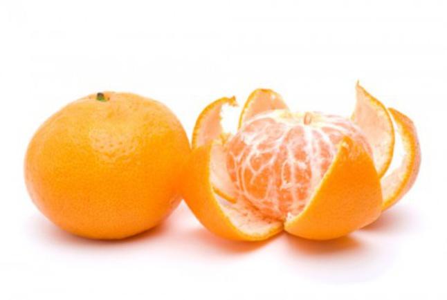 Использование мандаринов как косметического средства