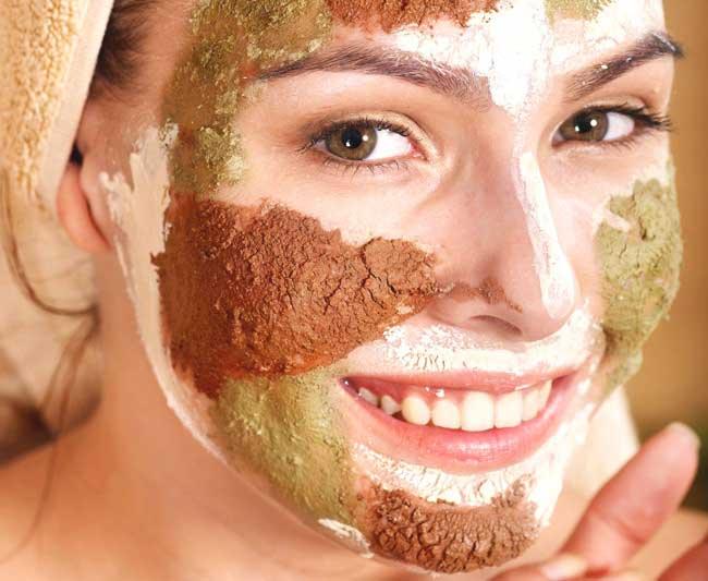 4 маски для красивой кожи