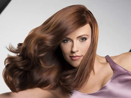Укладка сухих волос: 3 правила