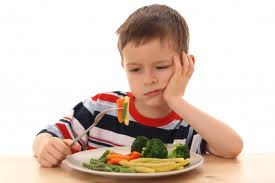 Что делать, если ребёнок плохо ест