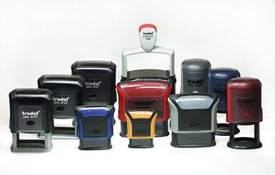 Оснастки для штампов и печатей оптом