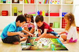 Настольные игры – безопасность и развитие ребенка