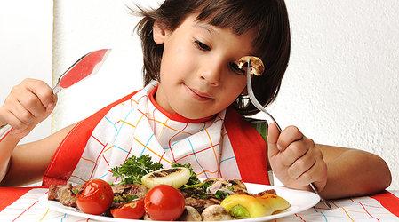 Пищевые привычки: наследство из детства?