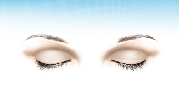 Программа для расслабления глаз