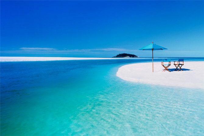 Райский отдых на живописных пляжах мира