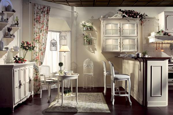 Кухня в стиле «прованс», ее особенности