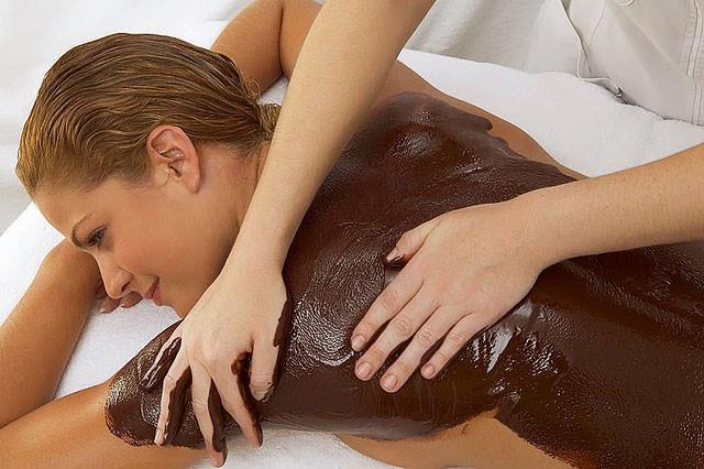 Готовимся к лету: шоколадное обертывание и другие приятности