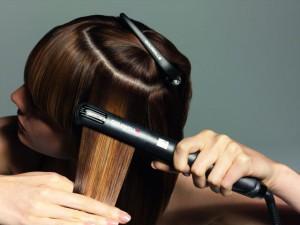 3 ошибки в использовании утюжка для волос