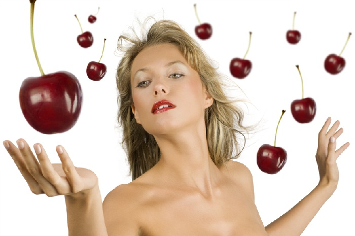 Маски с вишней для отбеливания и питания кожи: советы
