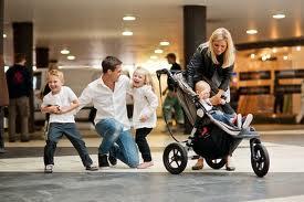 Прогулочная коляска Baby Jogger City Elite в подробностях
